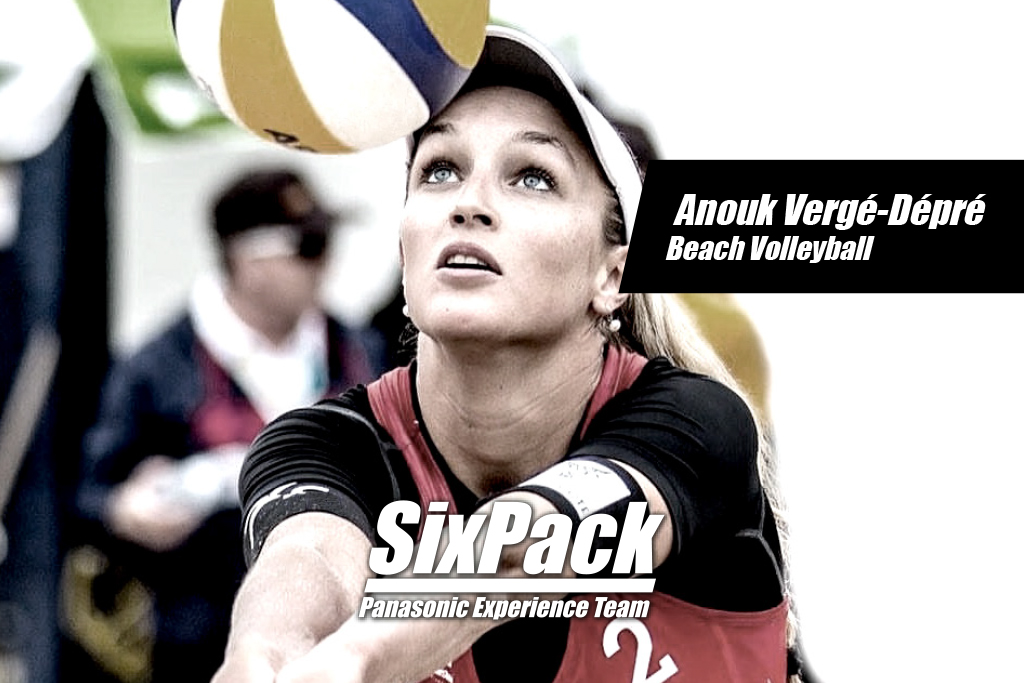 Anouk Vergé-Dépré - Beach Volleyball