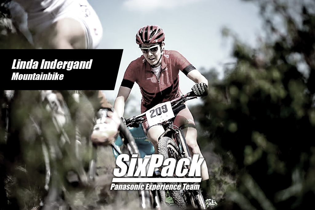 Linda Indergand - Mountainbike